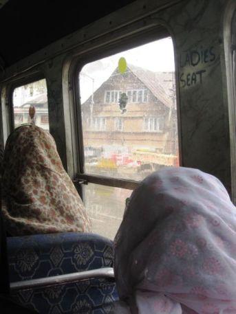 Bus públic a Srinagar