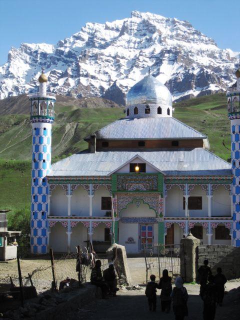 Mesquita a Dras